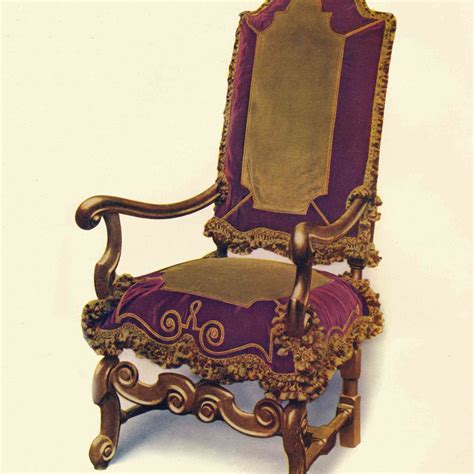 William and Mary style furniture