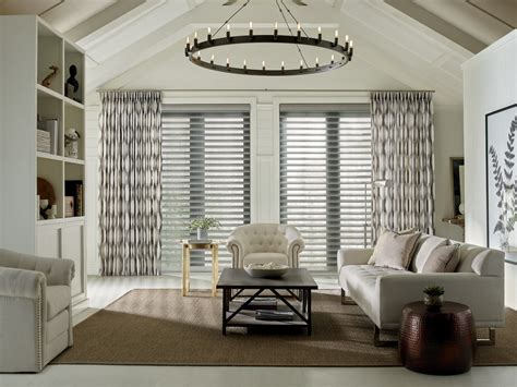 Window Treatments for Large Windows Large Window
