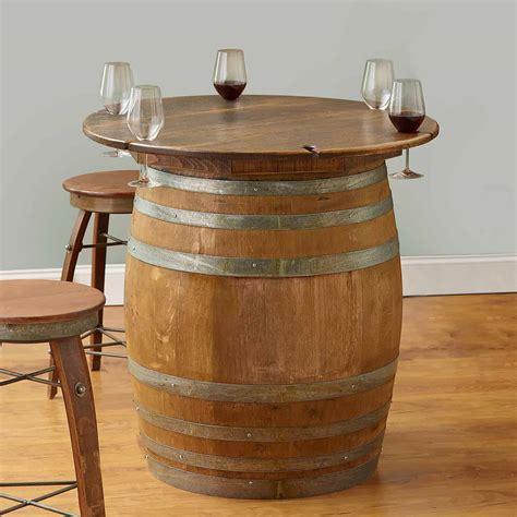 Wine Barrel Furniture Ideas You Can DIY or BUY 135 PHOTOS