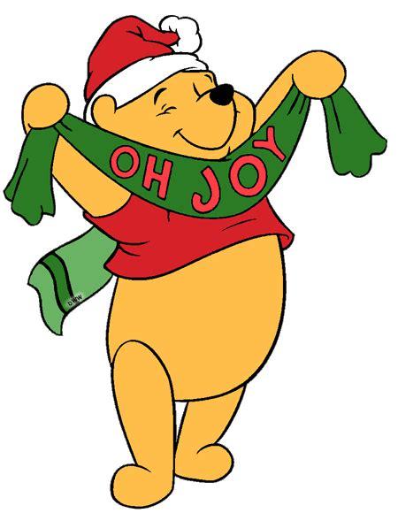 Winnie the pooh christmas clip art images 2 disney galore