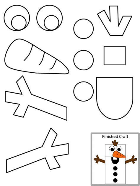 Winter Printables for Kids dltk holidays