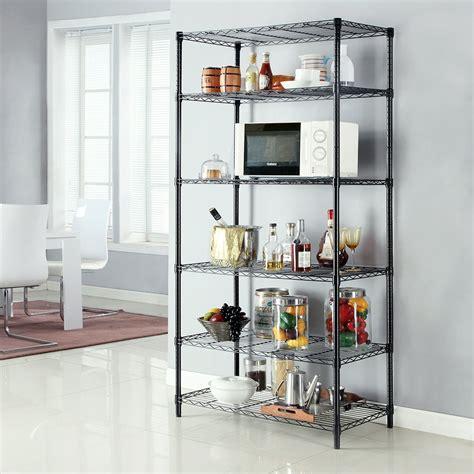 Wire Garage Shelving Units Garage Shelves Racks