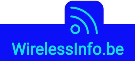 Wirelessinfo be
