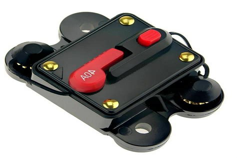 Wiring 12v Circuit Breaker