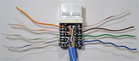 Wiring A Ethernet Jack