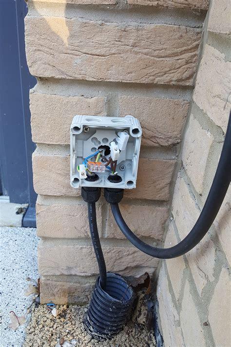 Wiring An Outdoor Socket