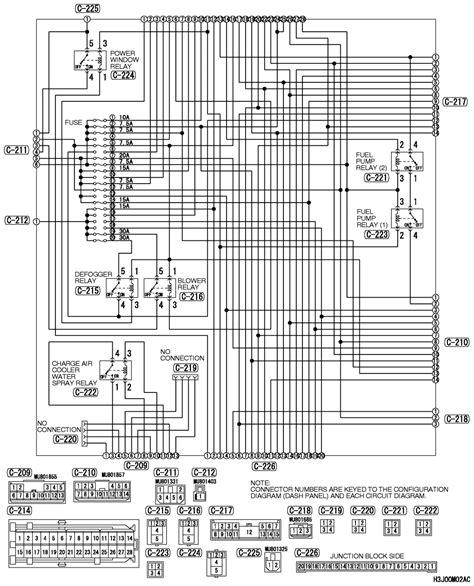 mitsubishi eclipse radio wiring diagram, Wiring diagram