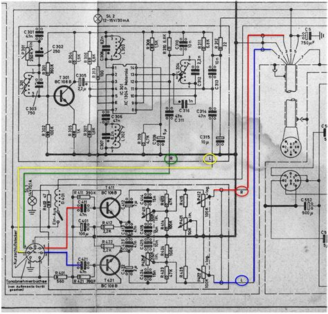 Wiring Diagram Becker Radio