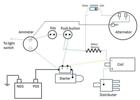 farmall m alternator wiring diagram images wiring diagram farmall 450 alternator circuit and