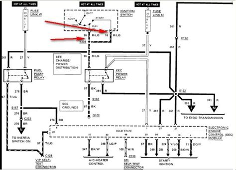1990 ford f150 wiring schematic images 1669 f150 wiring diagram wiring diagram for 1990 ford f150 wiring circuit wiring