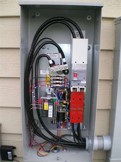 wiring diagram generac transfer switch images. transfer switch the, Wiring diagram