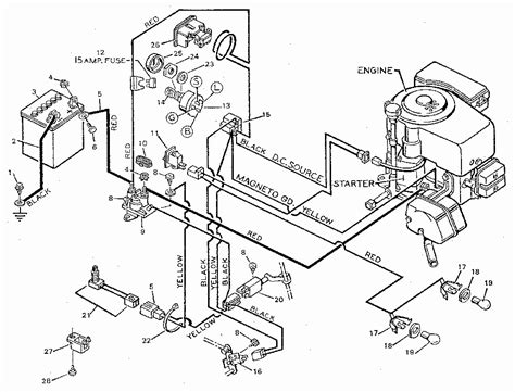 wiring diagram craftsman riding lawn mower images craftsman wiring diagram for craftsman lawn mower wiring circuit