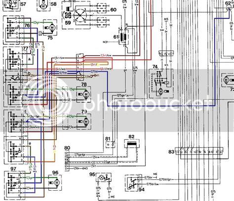 Wiring Diagram Mercedes W123