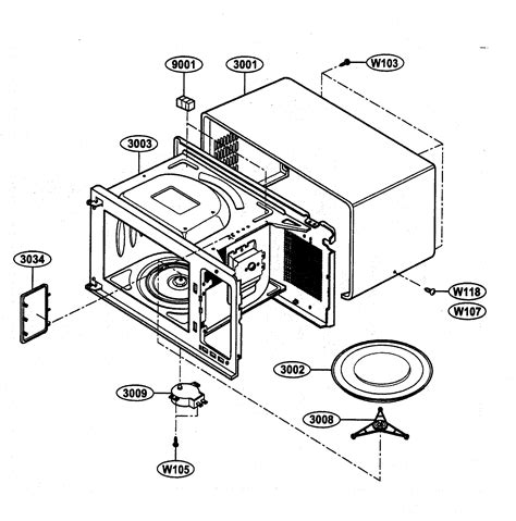 microwave oven wiring diagram images oven replacement parts wiring diagram microwave oven motor replacement parts
