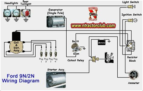 9n 12v wiring diagram images wiring diagram diagrams schematics wiring diagram for ford 9n 2n 8n