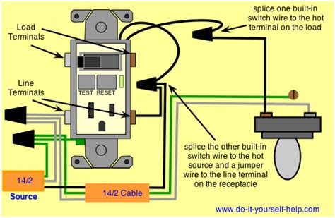 220 volt light switch wiring diagram images wiring diagrams for a gfci and switch combo do it