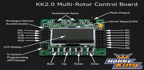 Wiring Kk2 1 Board