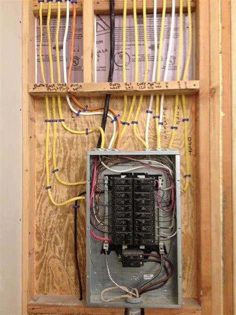 Wiring New Subpanel
