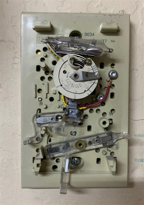 Wiring Old Honeywell Thermostat