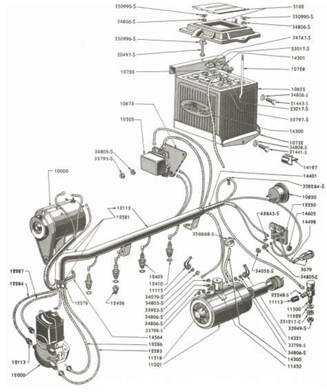9n wiring diagram images vw polo 9n wiring diagram pdf ford wiring parts for ford 9n 2n tractors 1939 1947