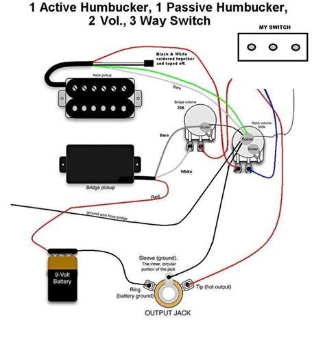 Wiring Schematics Emg Pickups