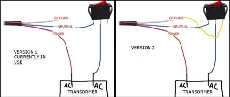 Wiring Spst Rocker Switch