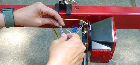 Wiring Trailer Lights YouTube