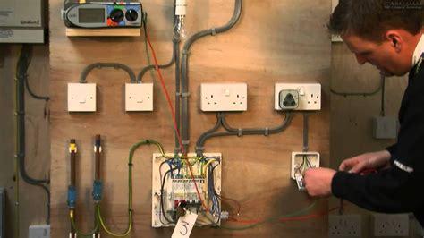Wiring a Ring Main Electrical Wiring DIY Doctor