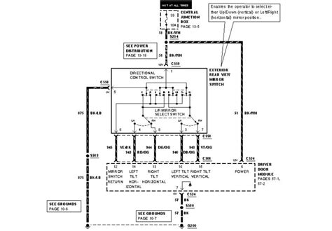 2008 ford f350 mirror wiring diagram images wiring diagram for power mirrors 2008 ford f350 fixya