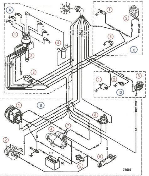 mercruiser wiring schematic mercruiser image 4 pin cdi wiring diagram images honda xr500r wiring diagram on mercruiser wiring schematic