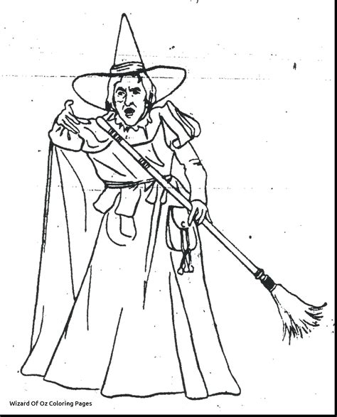 Wizard of Oz coloring pages Free Coloring Pages