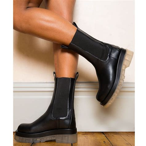 Women s Boots Ankle Knee High Chelsea Boots and other