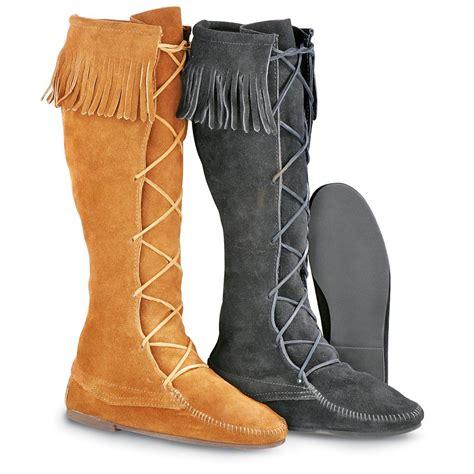 Women s Boots Minnetonka Moccasin