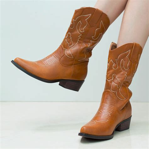 Women s Cowboy Boots Cowgirl Boots and Shoes