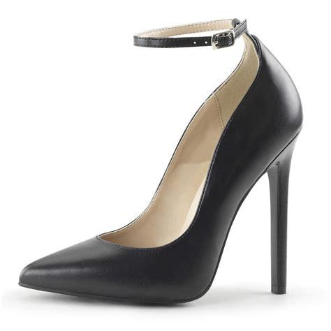 Women s High Heel Shoes 2 to 8 Inch Heels Sizes 5 17