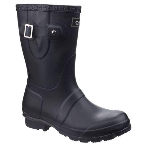 Womens Wellington Boots Outdoor look