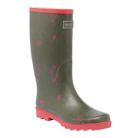 Womens Wellington Boots Regatta Clothing Craghoppers