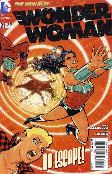 Wonder Woman 2011 4th Series comic books
