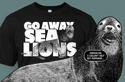 Wondermark Archive 1062 The Terrible Sea Lion