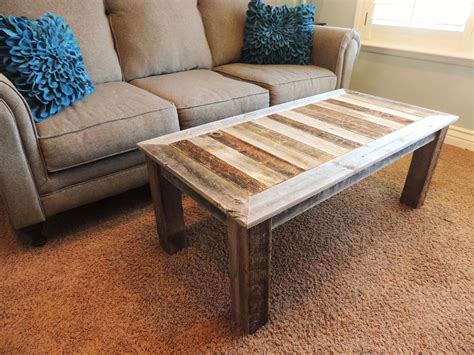 Wood Coffee Tables Barn Furniture Mart