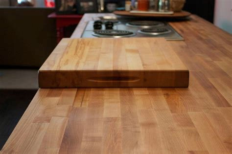 Wood Cutting Boards and Butcher Blocks Kitchen Countertops