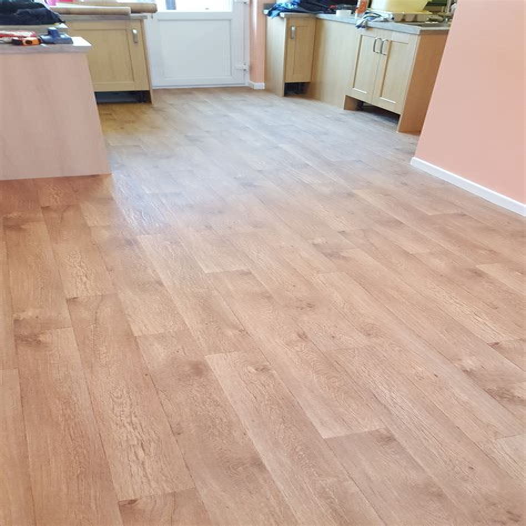 Wood Effect Vinyl Flooring Bespoke Vinyl Flooring