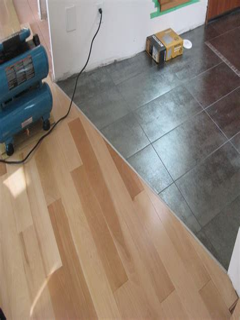 Wood Floors Over Tile favefaves