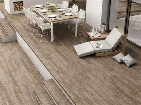 Wood Look Tile Indoor and Outdoor Flooring Floor Tile