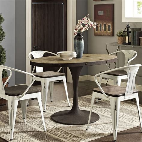 Wood Oval Dining Room Tables Overstock