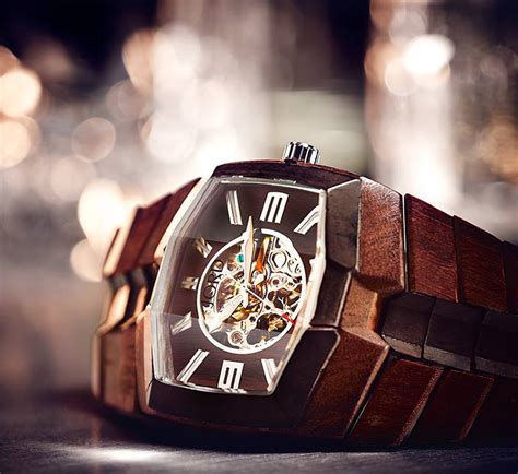 Wood Watches by JORD Luxury Hand Crafted All Natural
