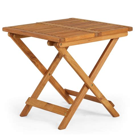 Wooden Folding Table eBay