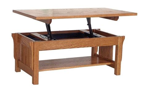 Woodworking Plans Coffee Table Lift Top Free