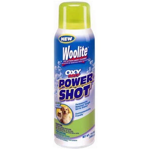 Woolite Oxy Deep Power Shot Carpet Cleaner 8538 Carpet