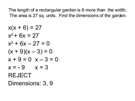 Printables Quadratic Word Problems Worksheet quadratic equation word problems worksheet davezan formula davezan